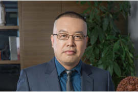 """冠群驰骋刘广东:因势利导为中小微企业提""""三融""""服务"""